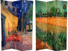 Insanely Awesome Scenic Room Dividers!
