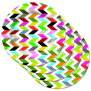 Optical Illusion Plates