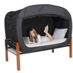 Pop Up Tent for Beds – Privacy Solution for Dorms!