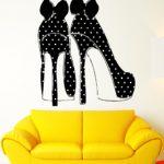High Heel Wall Decals for the Funk'N Queen in the Family!