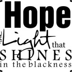 Wall Quotes about Hope