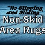 Popular Affordable Area Rugs with Non Skid Backing
