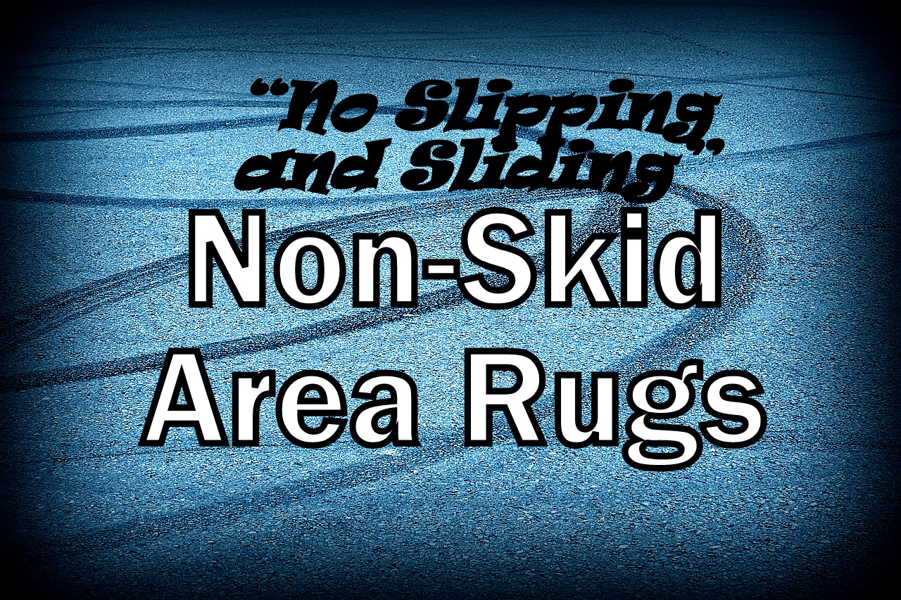 Popular And Affordable Area Rugs With Non Skid Backing