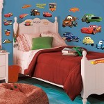 Funky Race Car Wall Decals