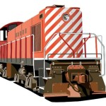 Train Wall Decals for Funk'N Fans
