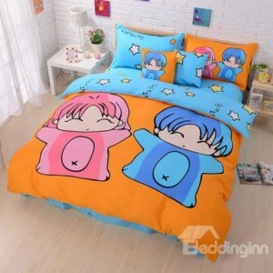 Gemini Bedding for a Kids Room