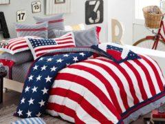 American Flag Bedding – Patriotic Bedroom Decor