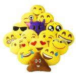 Emoji Pillow Sets