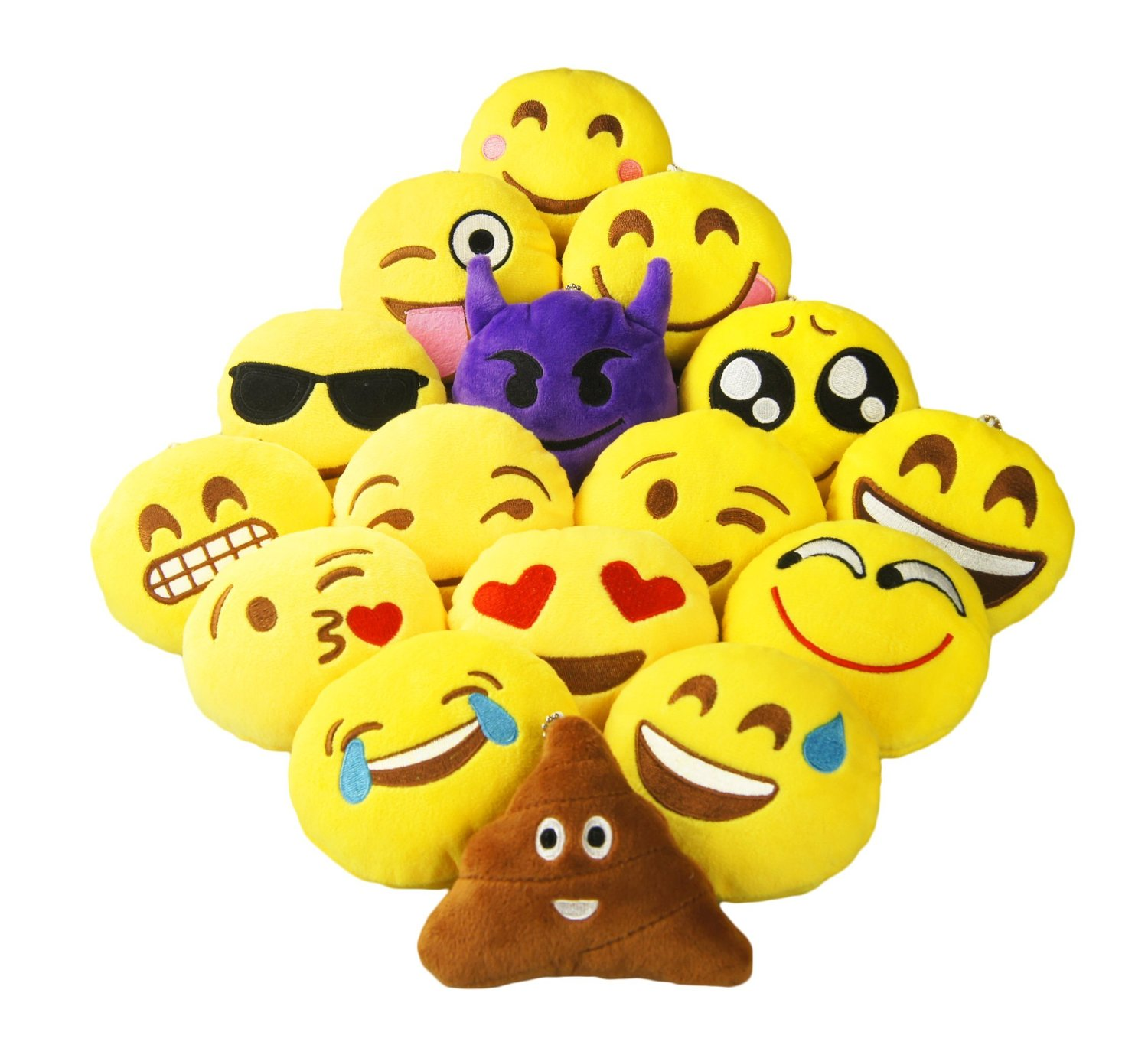 Emoji Pillow Sets