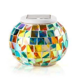 Hallomall Solar LED Mosaic Light