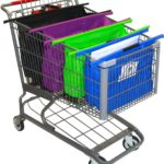 Shopping Cart Trolley Bags for Funk and Organization