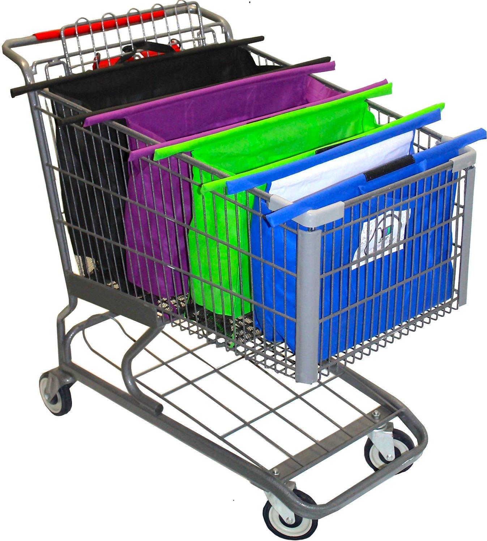 Shopping Cart Trolley Bags