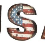 USA Marquee Sign – Funk and Pride