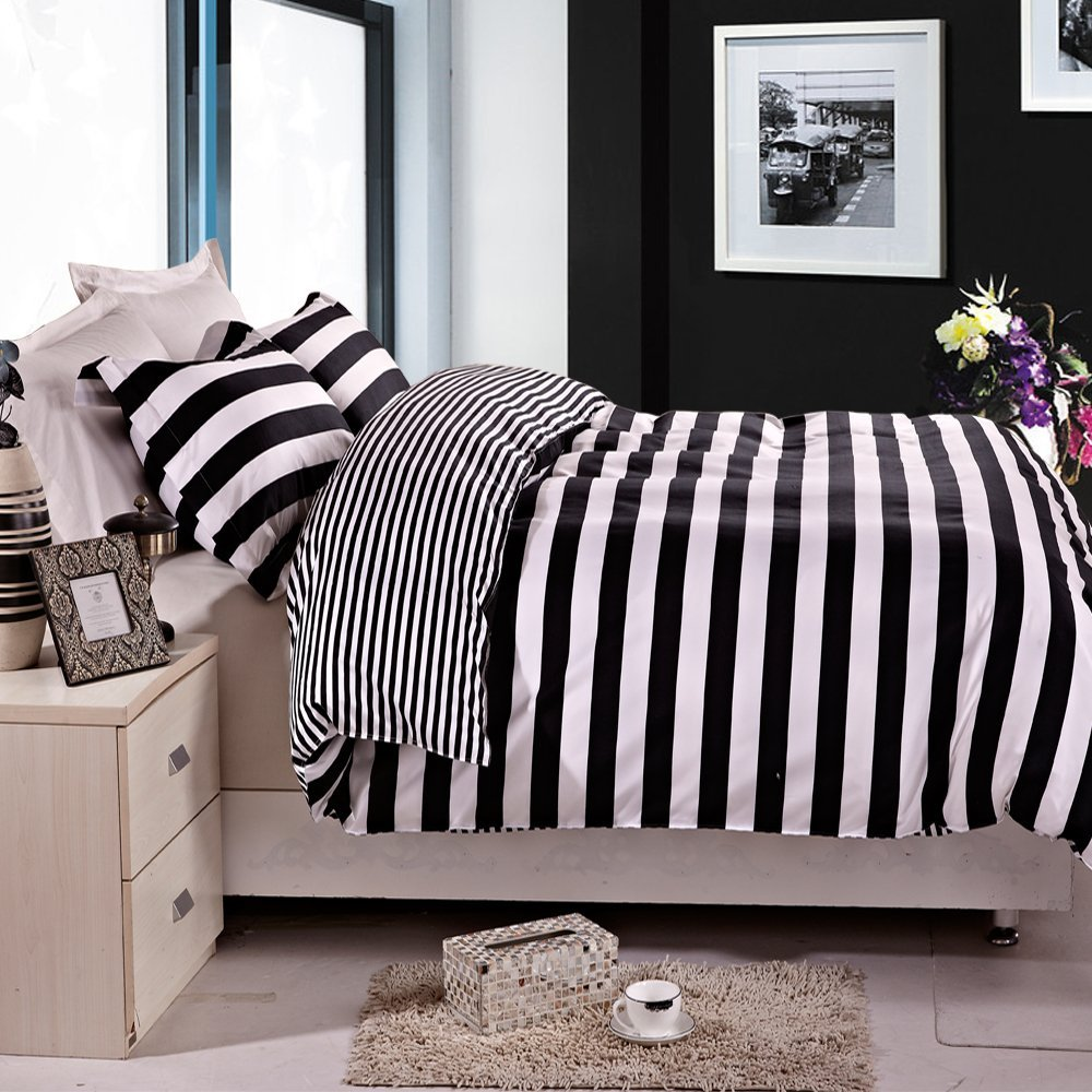 Beetlejuice Bed Sheets