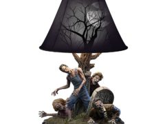 Funky Halloween Table Lamps – Use Them All Year 'Round