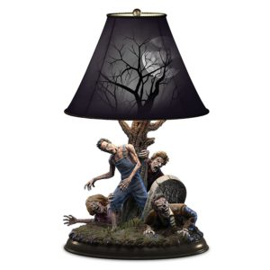 Funky Halloween Table Lamp