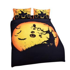 Halloween Duvet Cover Set