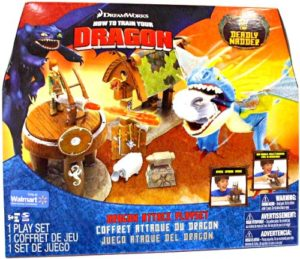 How to Train Your Dragon Playset with Deadly Nadder