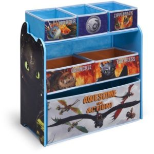 How to Train Your Dragon Toy Bin