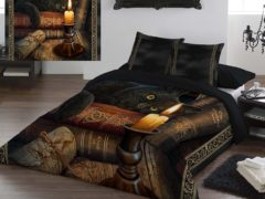 Halloween Duvet Cover – How to Temporarily Change Your Bedroom Decor