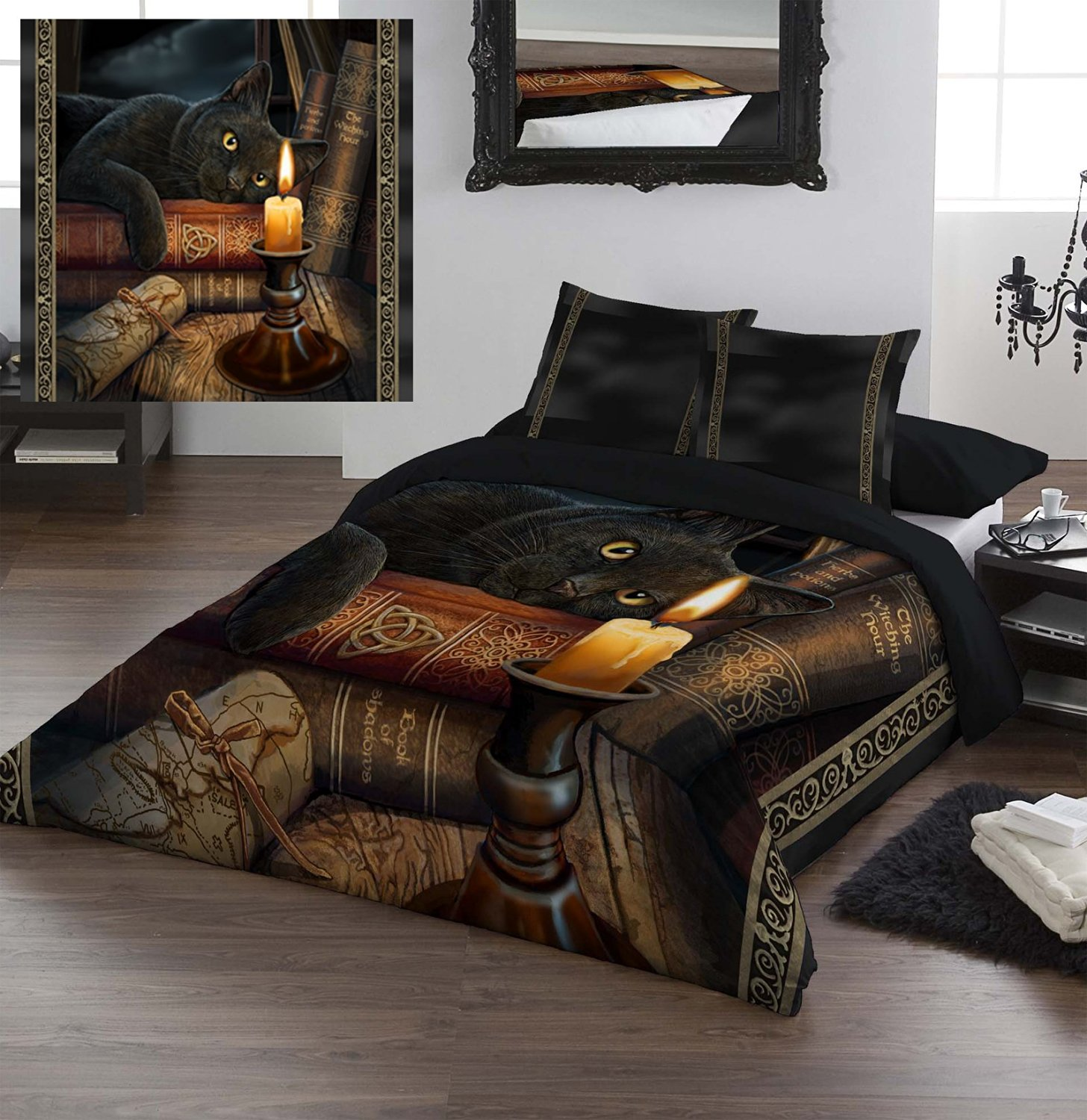 Versace Bedroom Sets Gothic Bedroom Accessories Bedroom Themes Bedroom Xmas Lights: How To Temporarily Change Your