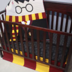 A Harry Potter Crib Set – Spellbound Decor