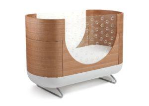 Ubabub Pod Crib with Clear Sides