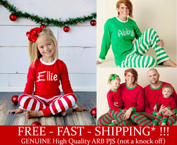 Christmas PJS by JennLorynDesigns