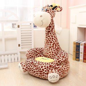 Kids Animal Bean Bag Chair