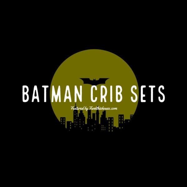 Batman Crib Sets