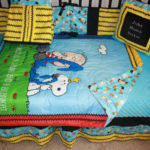 Charlie Brown Crib Bedding – Funky Peanuts Nursery for the Little One