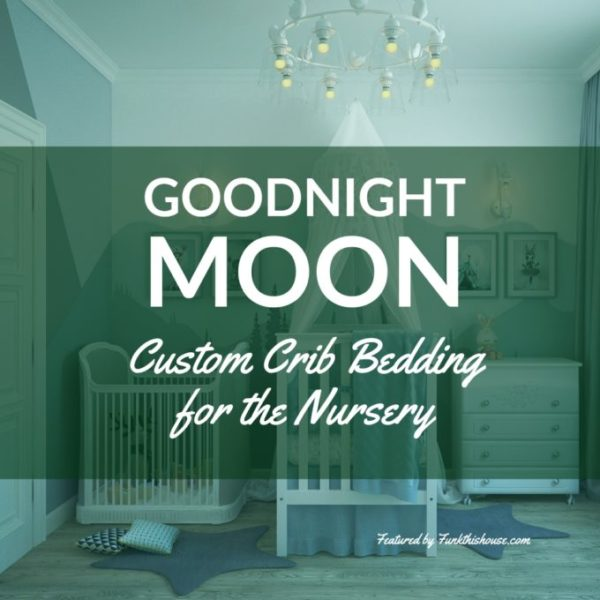 Goodnight Moon Crib Sets