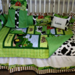 John Deere Crib Bedding