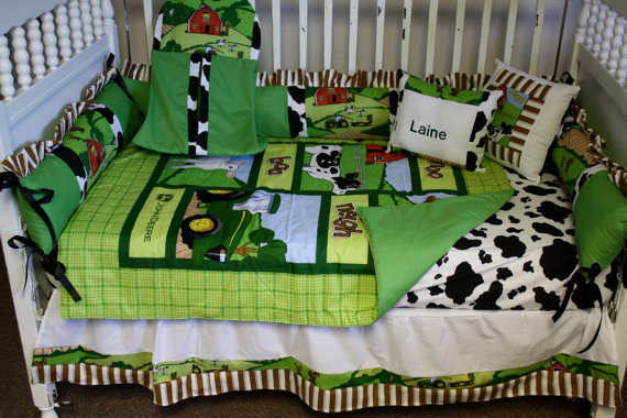 John Deere Crib Sets Get The Baby Room You Ve Always Wanted