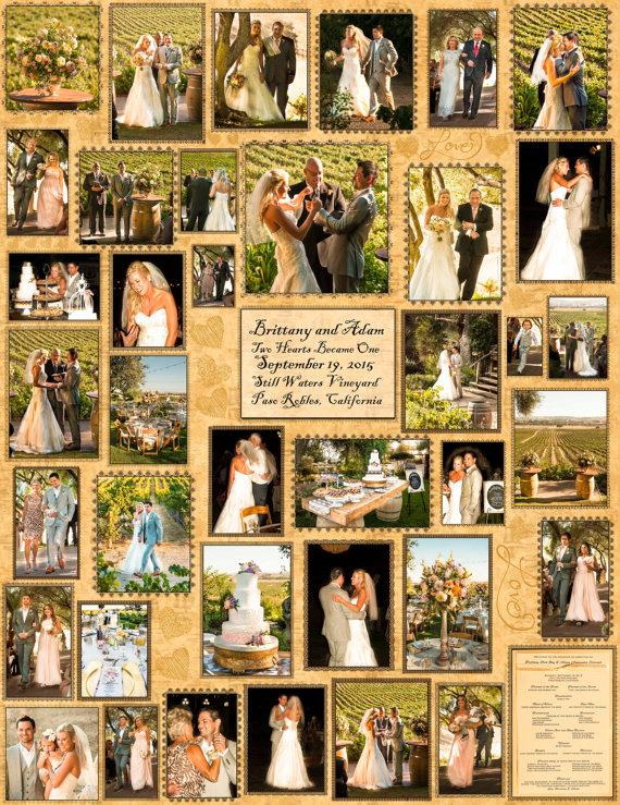 Memory Wedding Quilt