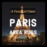 Paris Themed Area Rugs