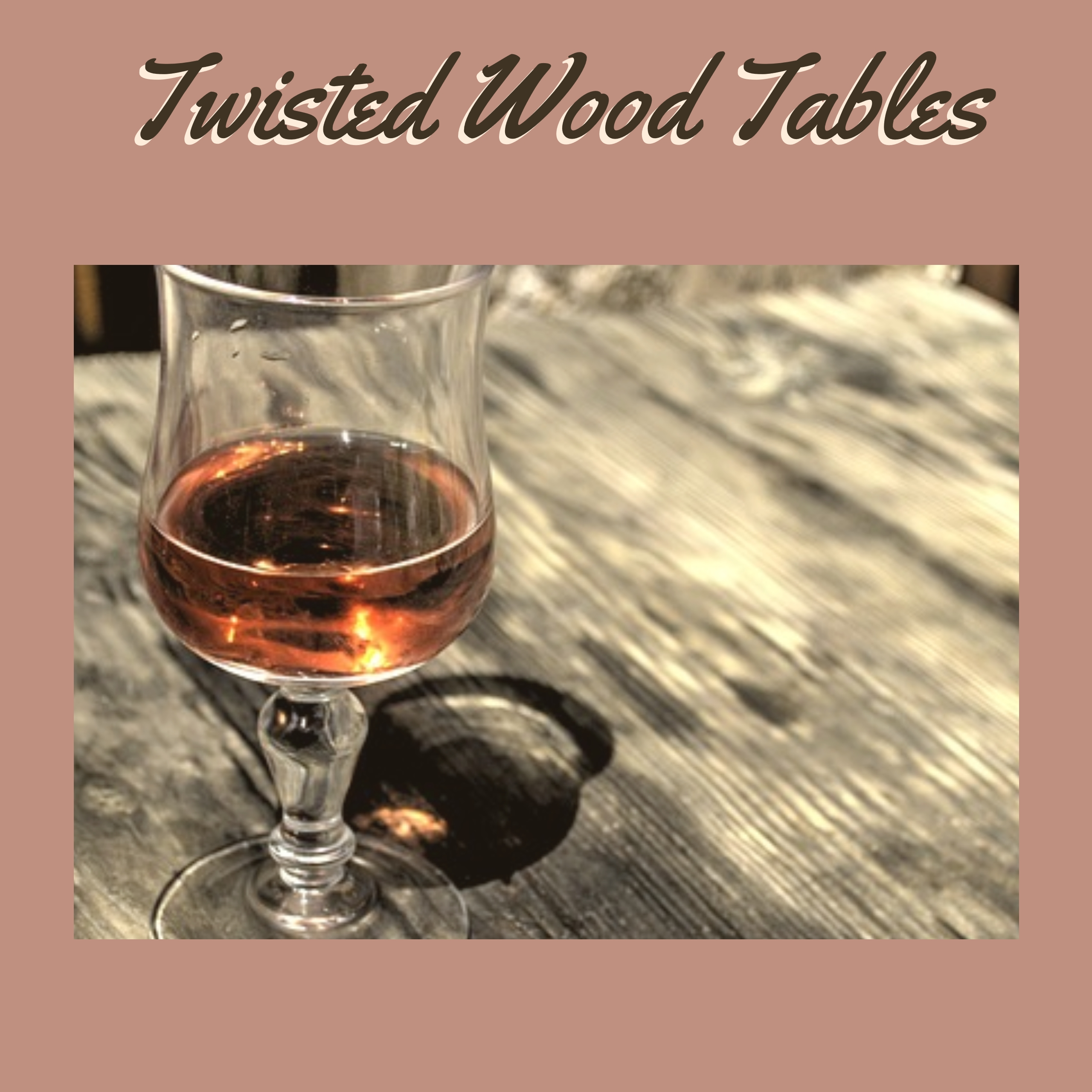 Twisted Wood Tables