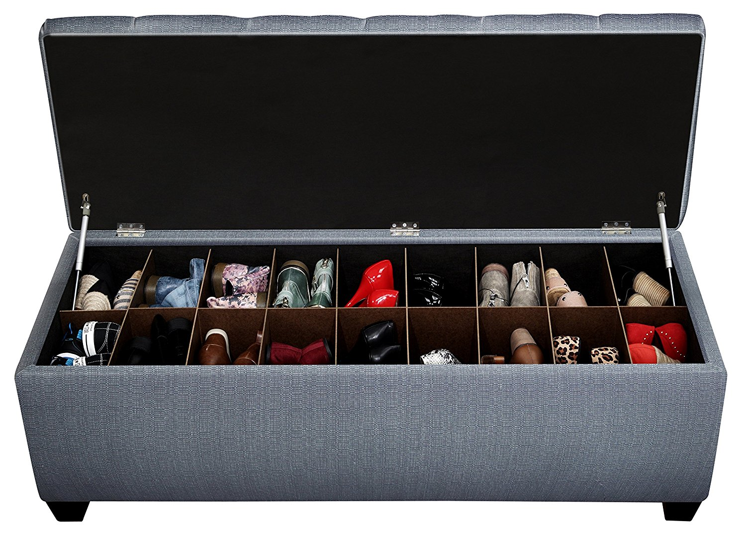 Secret Shoe Storage Bench A Place To Enjoy Hide And Sit
