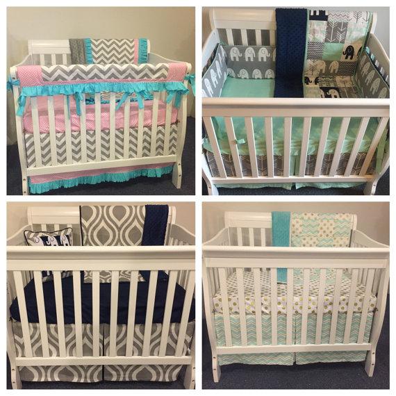 Mini Crib Bedding Sets Dazzle Everyone With Your Decor