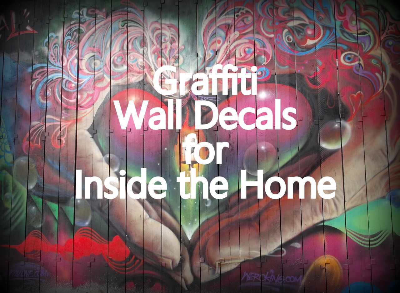 Urban Graffiti Wall Decals