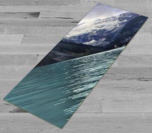 Lake Louise Yoga Mat