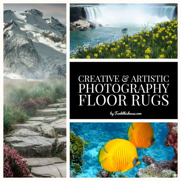 Photography Area Rugs