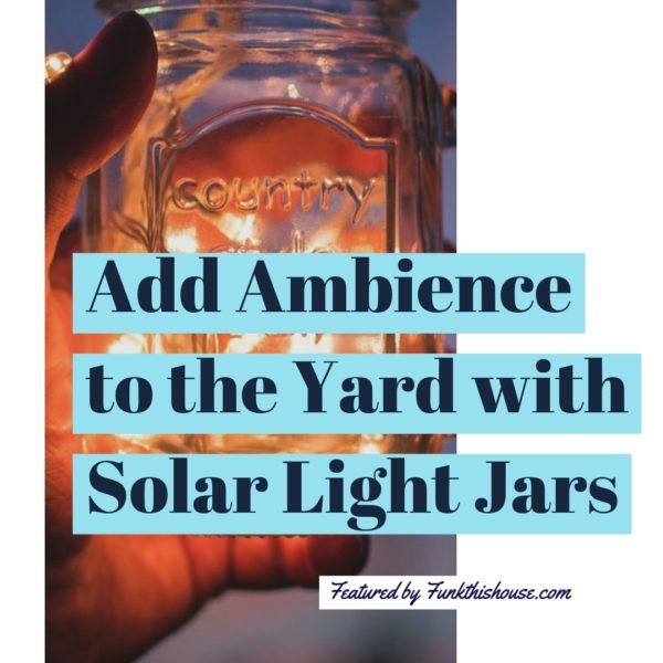 Solar Light Jars