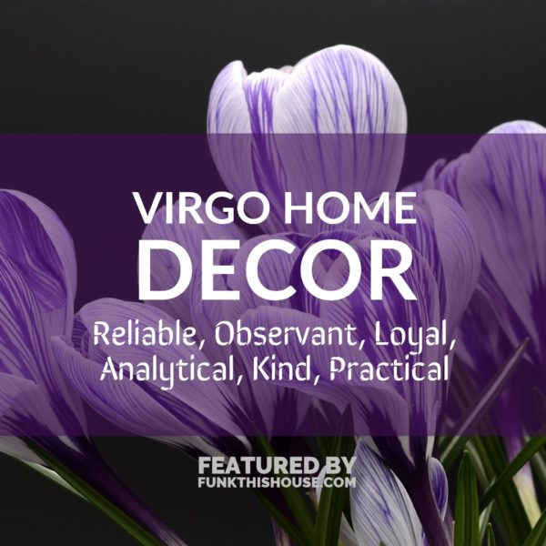 Virgo Home Decor