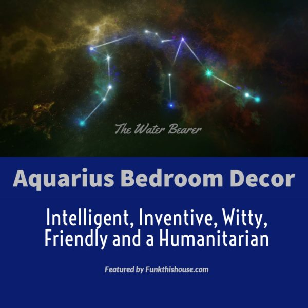 Aquarius Bedroom Decor
