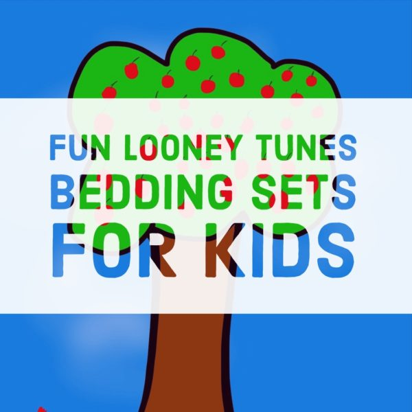 Fun Looney Tunes Bedding Sets for Kids