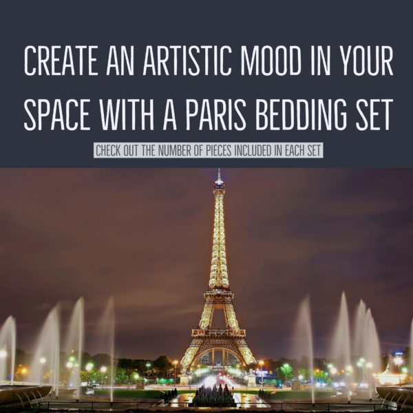 Paris Bedding Sets