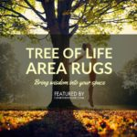 Tree of Life Area Rug