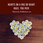 Heart Area Rugs