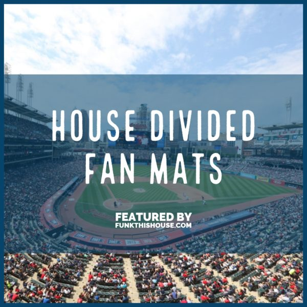 House Divided Fan Mats